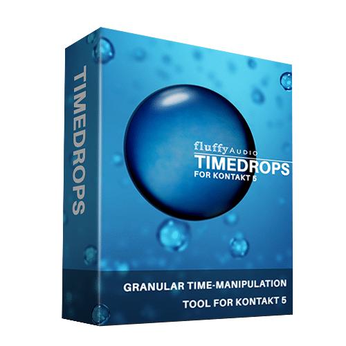 Scatola TimeDrops white