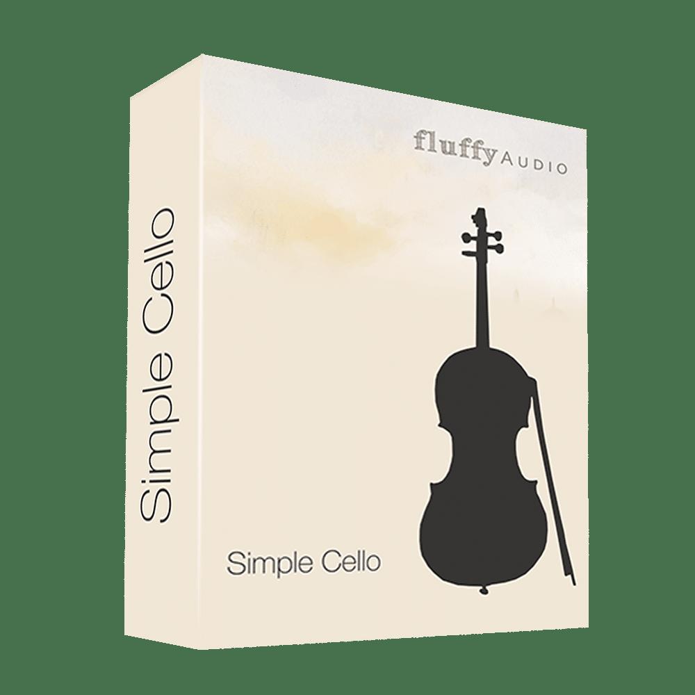 Simple Cello Scatola